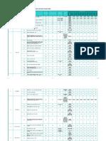Matriz Del Proceso de Archivo