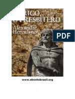 Eurico o prebístero - Alexandre herculano -