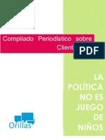 Compilado Periodístico sobre Clientelismo
