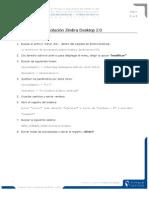 Solucion Zimbra-Desktop 2.0