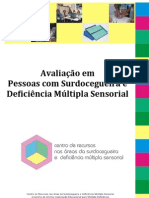 AEE DMU Avaliacao Em Pessoas Com Surdocegueira e Deficiencia Multipla Sensorial