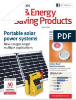Solar & Energy Saving Products