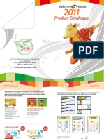 AH 2011 Product Catalogue