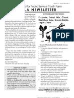 CSA Newsletter06222011