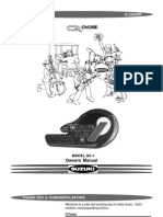 Qchord Manual