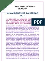 ACTIVIDADES DE DIDACTICA