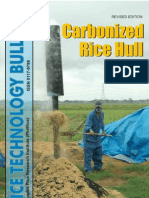 411 Carbonized Rice Hull