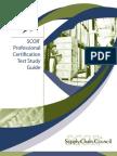 SCOR-P Certification Handbook