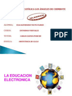E-learning y M-learning Katy