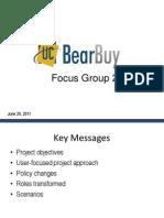 UCSF Focus Group handout June 20, 2011