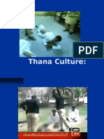 Transforming Thana Culture