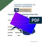 Trabajo Monografico de Planeacion Financier A (AGREGAR ion