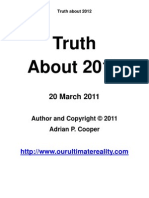 Adrian P. Cooper - Truth About 2012