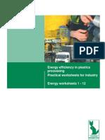 TI-Energy Worksheets Plastics) - Tangram