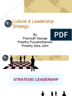 10 Culture Leadership Strategy