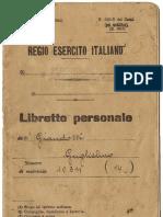 Libretto Personale
