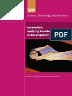 Innovation_applying Knowledge in Development UNPD