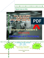 Trends of Employment Accidents in Amahara Region, Ethiopia