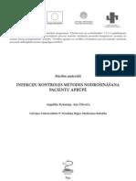 Infekciju Kontroles Metodes a Pacientu Aprupe