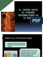 El Camino Hacia El Cuidado Personalizado de La