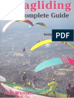 The art of paragliding para gliding revised and updated the complete guide fandeluxe Images