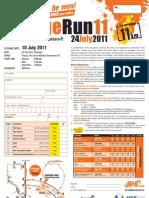 Orange Run 2011
