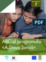 ABC-ul Programului a Doua Sansa