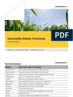 Commodity Weekly 22062011