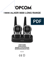 Twin Talker 09000 Long Range UK-NL-FR-De (Aldi)