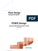 Pdms Design Gmm Guide