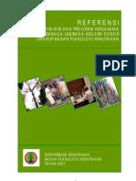 Booklet Sosialisasi Negara Donor