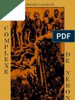Cazalot Georges - Le complexe de Neron