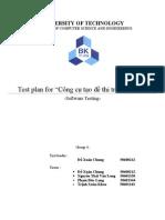 TestPlan_Cong Cu Tao de Thi Trac Nghiem