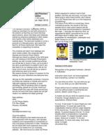 Nevada Prisoners' Newsletter 5 (2010)