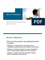 Cisco Event VMware Server Virtualization