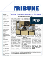 Tribune Special Elections 2011 2012