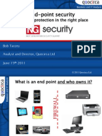 NG Security Summit - End-point security