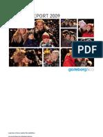 Göteborg & Co - Annual report 2009