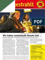 Www.ausgestrahlt.de - Ausgestrahlt-Rundbrief Nr. 12 - April 2011