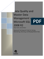 Knjiga Data Quality and Master Data Management
