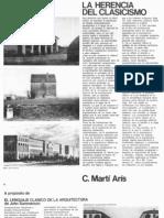 Martí Aris - Clacisismo