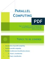 Parallel Computing(Unit5)