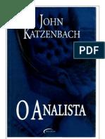 O_Analista_-_John_Katzenbach