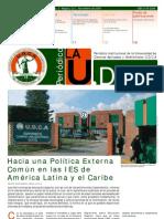 Editorial - Hacia Una Política Externa Común en las IES de América Latina y el Caribe