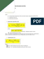 Parametrii LEA