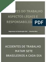 Acidentes Do Trabalho - Aspectos Legais e Responsabilidades[1]