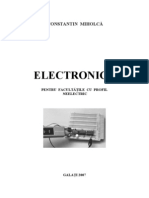 Electronic A