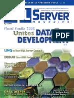 SQL Server Magazine 2008-04