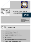 Spread Spectrum Ppt by Bhoopesh Kumawat