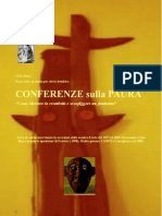 Conferenze Sulla Paura, di  Gian Berra